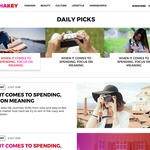 Shakey Wordpress Theme