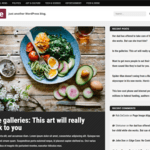 Shale WordPress Theme