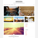 Sheeba Lite Wordpress Theme