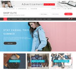 Shop Elite Wordpress Theme