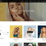 Shop Isle Wordpress Theme