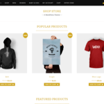 Shop Store Wordpress Theme