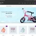 Shop Zita WordPress Theme