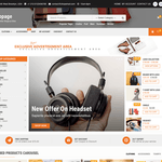 Shopage Wordpress Theme