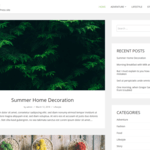 ShowMe Wordpress Theme