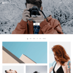 Shutter Up Wordpress Theme