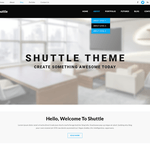 Shuttle goBusiness Wordpress Theme