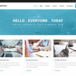 Shuttle Magazine Wordpress Theme
