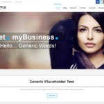 Shuttle myBusiness WordPress Theme
