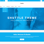 Shuttle myNews Wordpress Theme