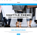 Shuttle Store Wordpress Theme