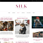 Silk Lite WordPress Theme