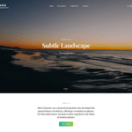 SimClick WordPress Theme