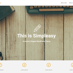 Simpleasy Wordpress Theme