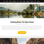 SimpleBlogily Wordpress Theme
