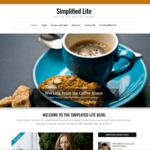 Simplified Lite Wordpress Theme