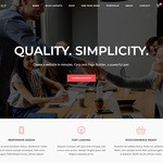 SiteOrigin Corp Wordpress Theme