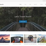 SiteOrigin North Wordpress Theme