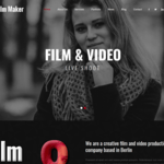 SKT Filmmaker Wordpress Theme