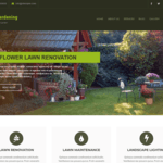 SKT Gardening Lite Wordpress Theme