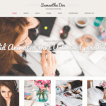 SKT Girlie Lite Wordpress Theme