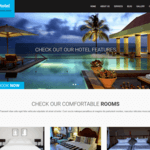 SKT Hotel Lite Wordpress Theme