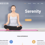 SKT Meditation Wordpress Theme