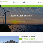 SKT Solar Energy Wordpress Theme