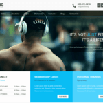 SKT Strong WordPress Theme
