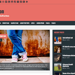 Solon Wordpress Theme