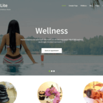 Spa Lite WordPress Theme
