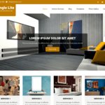 Spangle Lite Wordpress Theme