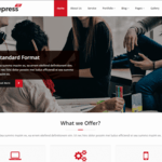 SpicePress Wordpress Theme