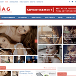 SpiderMag Wordpress Theme