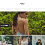 Squarex Lite WordPress Theme