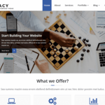 Stacy Wordpress Theme