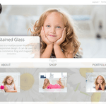 Stained Glass WordPress Theme