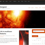 Stargazer Wordpress Theme