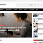 Start Magazine Wordpress Theme