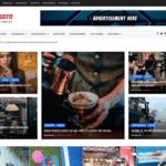 Starter Gazette Wordpress Theme