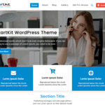StartKit Wordpress Theme