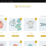 Store eCommerce Wordpress Theme