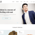Store Mall Wordpress Theme