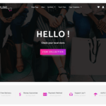 Store Shopline Wordpress Theme