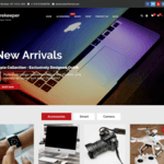 Storekeeper Wordpress Theme