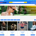 StoreOne Wordpress Theme