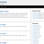 Stp Accessibility WordPress Theme