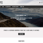 Striker WordPress Theme
