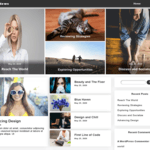 Stylish News WordPress Theme
