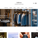 Sullivan WordPress Theme
